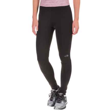 The North Face Motus II Tights (For Women) in Tnf Black - Closeouts