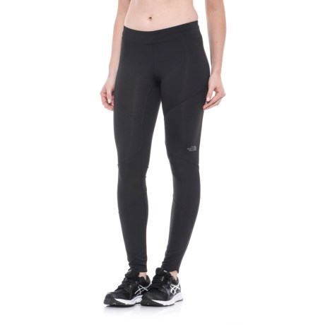 The North Face Motus Running Tights III (For Women) in Tnf Black