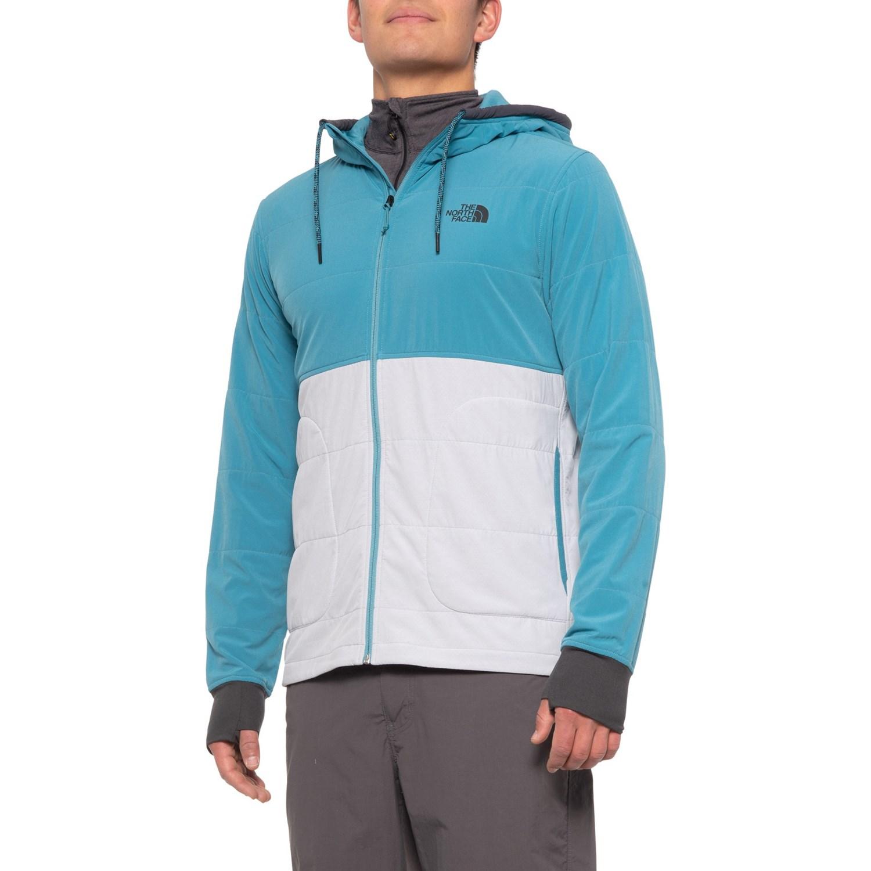 The North Face mens Mountain Sweatshirt FZ Jacket size Large /& X Large