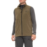 SierraTradingPost.com deals on The North Face Mountain Sweatshirt Vest - Insulated for Men
