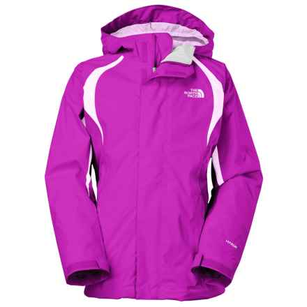 The North Face Mountain Triclimate® Jacket - 3-in-1 (For Little and Big Girls) in Magic Magenta - Closeouts