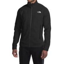 The North Face Nacio Fleece Jacket (For Men) in Tnf Black - Closeouts