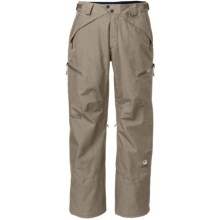 The North Face NFZ Gore-Tex® Ski Pants - Waterproof (For Men) in Brindle Brown - Closeouts