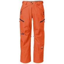 The North Face NFZ Gore-Tex® Ski Pants - Waterproof (For Men) in Zion Orange - Closeouts