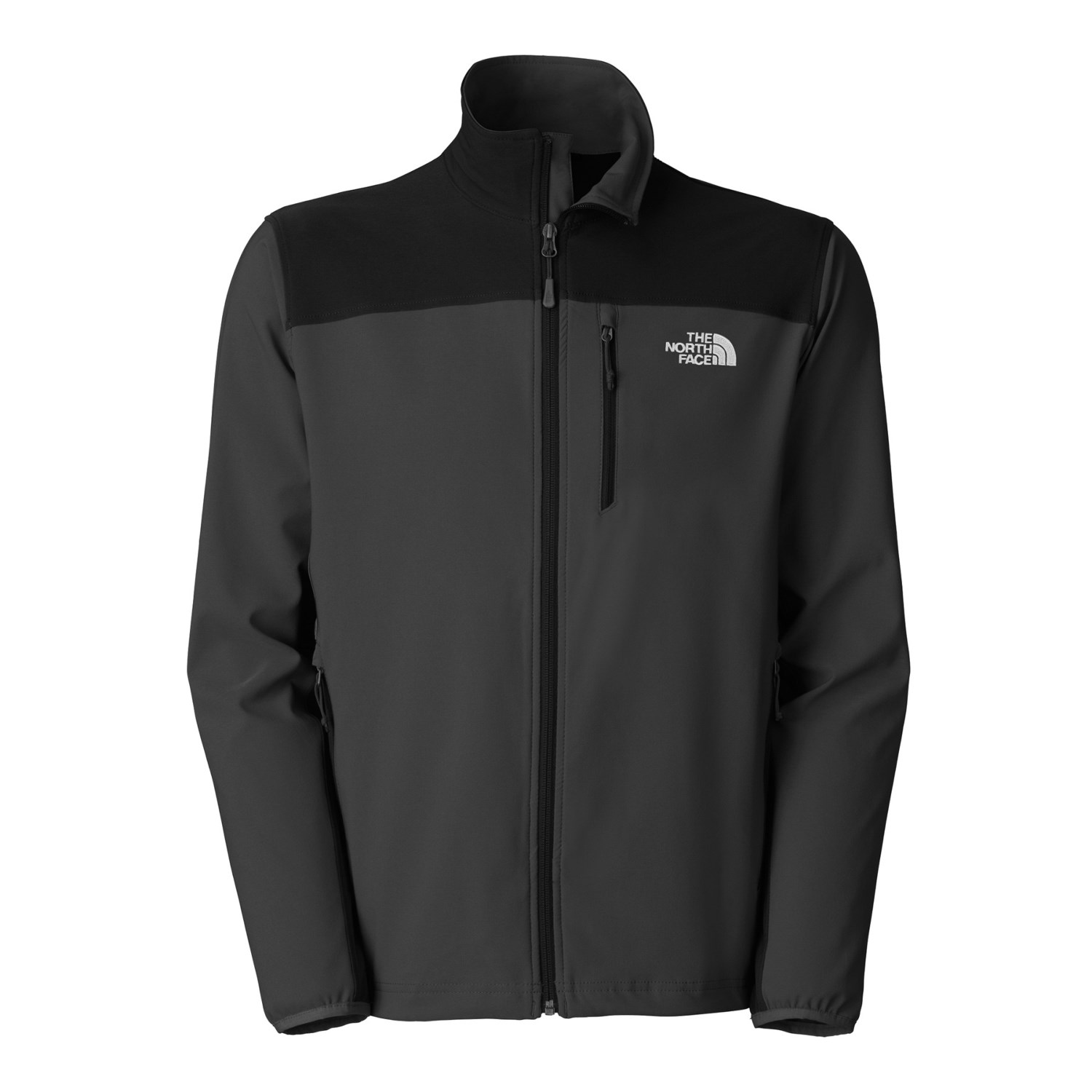 the north face mens nimble softshell jacket hoodie full. Black Bedroom Furniture Sets. Home Design Ideas