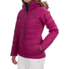 The North Face Nitchie Down Ski Jacket - 550 Fill Power (For Women) in Dramatic Plum - Closeouts