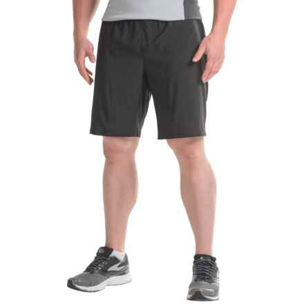 The North Face NSR Dual Shorts - Built-In Brief (For Men) in Tnf Black - Closeouts