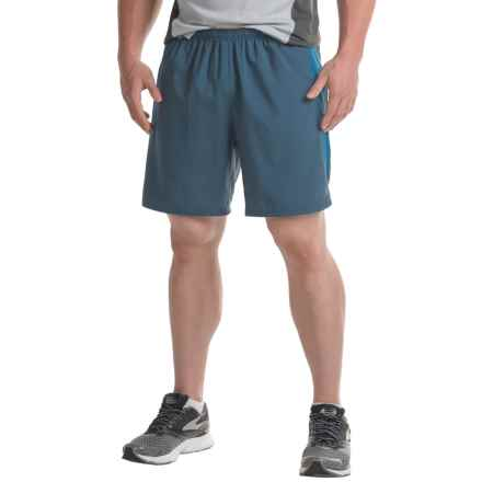 "The North Face NSR Shorts - 7"" (For Men) in Shady Blue/Banff Blue - Closeouts"