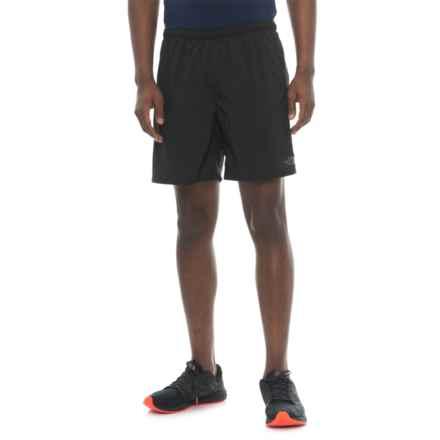 The North Face NSR Shorts - Built-In Briefs (For Men) in Tnf Black/Tnf Black - Closeouts