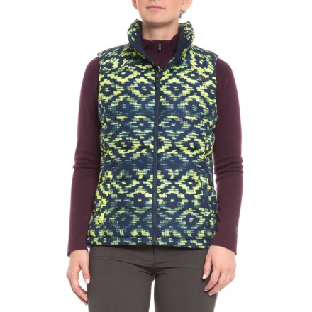 392ecd71a3 The North Face Nuptse 2 Vest - Insulated (For Women) in Cosmic Blue Dark