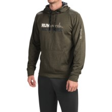 The North Face NYC Surgent Hoodie (For Men) in New Taupe Green Heather - Closeouts