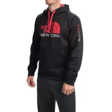 The North Face NYC Surgent Hoodie (For Men) in Tnf Black - Closeouts