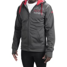 The North Face NYC Surgent Hoodie - Full Zip (For Men) in Asphalt Grey - Closeouts