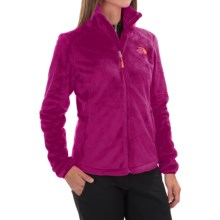 The North Face Osito 2 Fleece Jacket (For Women) in Dramatic Plum - Closeouts