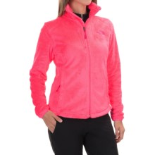 The North Face Osito 2 Fleece Jacket (For Women) in Gem Pink - Closeouts