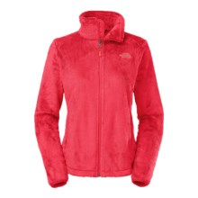 The North Face Osito 2 Fleece Jacket (For Women) in Melon Red - Closeouts