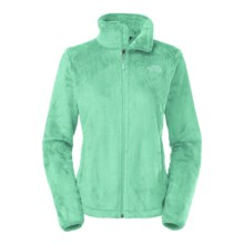 The North Face Osito 2 Fleece Jacket (For Women) in Surf Green - Closeouts