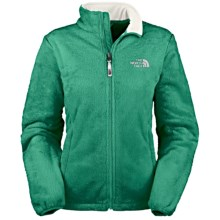 The North Face Osito Jacket - Fleece (For Women) in Lizzie Green - Closeouts