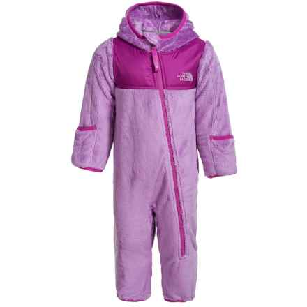 The North Face Oso Baby Bunting (For Infants) in Lupine - Closeouts