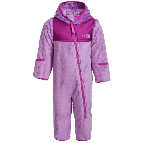 The North Face Oso Baby Bunting (For Infants) in Lupine
