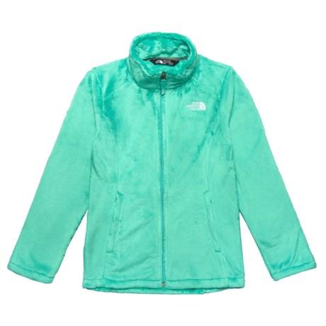 d209142a2 The North Face Osolita Fleece Jacket (For Big Girls)