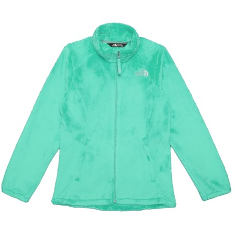 The North Face Osolita Fleece Jacket (For Little and Big Girls) in Bermuda Green