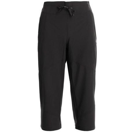 The North Face Out The Door Capris - UPF 30 (For Women) in Black