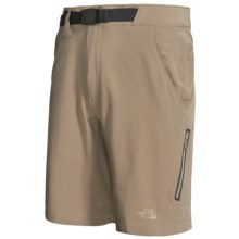 The North Face Outbound Shorts - UPF 50 (For Men) in Dune Beige - Closeouts