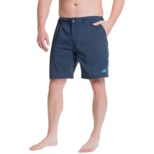 The North Face Pacific Creek Boardshorts - UPF 50 (For Men) in Clear Lake Blue - Closeouts