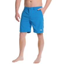 The North Face Pacific Creek Boardshorts - UPF 50 (For Men) in Cosmic Blue - Closeouts