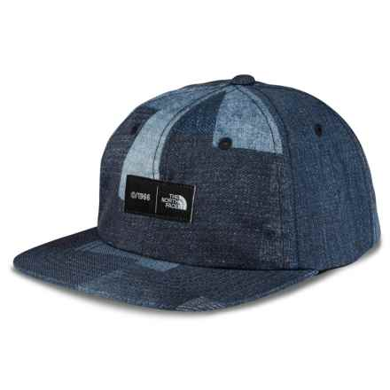 The North Face Pack Unstructured Baseball Cap (For Men) in Urban Navy Print - Closeouts