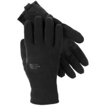 The North Face Pamir Windstopper® Etip Gloves - Touch-Screen Compatible (For Men) in Tnf Black - Closeouts