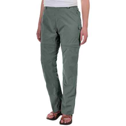The North Face Paramount 2.0 Convertible Pants (For Women) in Sedona Sage Grey - Closeouts