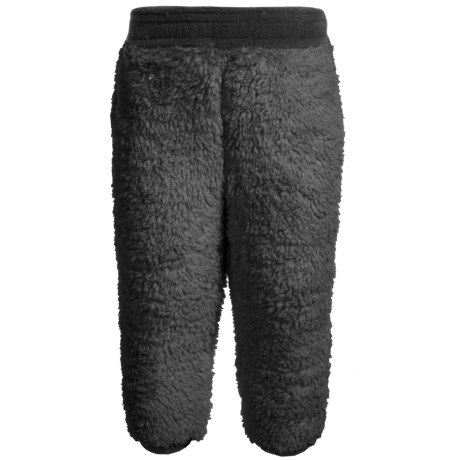 The North Face Plushee Pants (For Infants) in Tnf Black