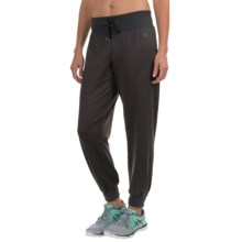 The North Face Plyo Joggers (For Women) in Asphalt Grey Heather - Closeouts