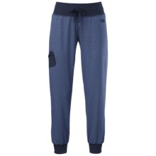 The North Face Plyo Joggers (For Women) in Ink Spot Blue Heather - Closeouts