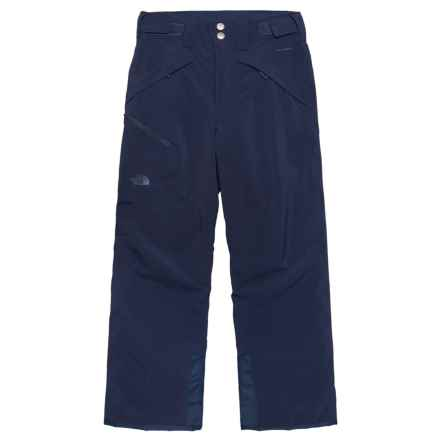 The North Face Powdance Ski Pants - Insulated (For Big Boys) in Cosmic Blue - Closeouts