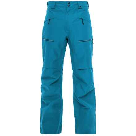 The North Face Powder Guide Gore-Tex® Ski Pants - Waterproof (For Men) in Brilliant Blue - Closeouts