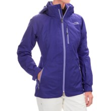 The North Face PrimaLoft® Thermoball Snow Triclimate® Parka - Insulated, 3-in-1 (For Women) in Lapis Blue - Closeouts