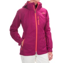 The North Face PrimaLoft® Thermoball Snow Triclimate® Parka - Insulated, 3-in-1 (For Women) in Plum Tree Purple - Closeouts