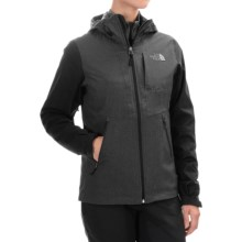 The North Face PrimaLoft® Thermoball Triclimate® Jacket - Waterproof, Insulated, 3-in-1 (For Women) in Tnf Black Heather/Tnf Blk - Closeouts