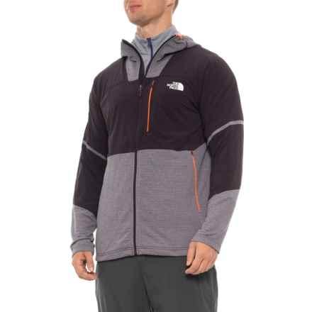 e469e39d281c The North Face Progressor Power Grid Fleece Sweater - Zip Neck, Long Sleeve  (For