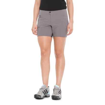 The North Face Progressor Shorts (For Women) in Medievil Grey/Asphalt Grey - Closeouts