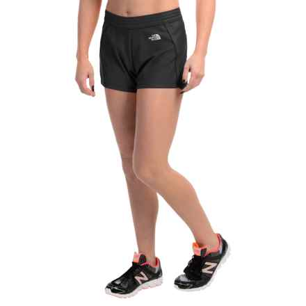 The North Face Pulse Shorts (For Women) in Tnf Black - Closeouts
