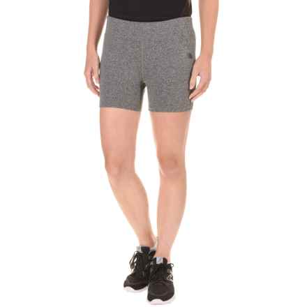 The North Face Pulse Shorts (For Women) in Tnf Medium Grey Heather - Closeouts