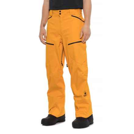 The North Face Purist Gore-Tex® Ski Pants - Waterproof (For Men) in Zinnia Orange - Closeouts
