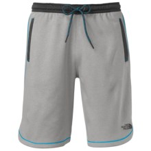 The North Face Quantum Shorts (For Men) in Monument Grey/Quill Blue - Closeouts