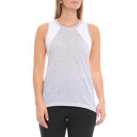 4751a9b5ba535 The North Face Reactor Tank Top (For Women) in Tnf Light Grey Heather -