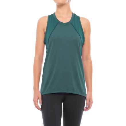 The North Face Reactor Tank Top - Racerback (For Women) in Tapestry Blue - Closeouts