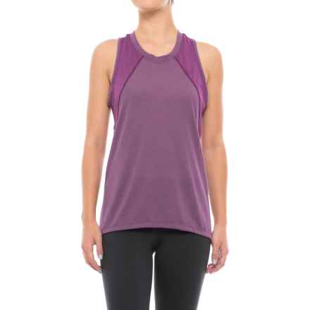 The North Face Reactor Tank Top - Racerback (For Women) in Wood Violet - Closeouts